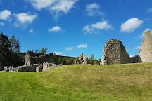 Kildrummy Castle Gardens, Alford, United Kingdom