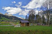 Tobogganing Park, Leysin, Switzerland