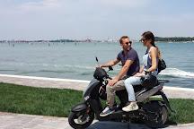 Venice Scooter Rental, Lido di Venezia, Italy