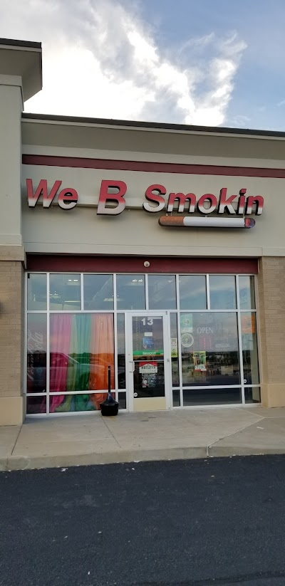 We B Smokin