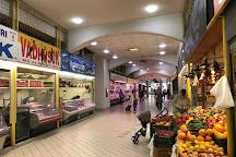 Lehel Market Hall, Budapest, Hungary