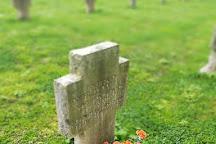 Cimitero Militare Germanico, Pomezia, Italy
