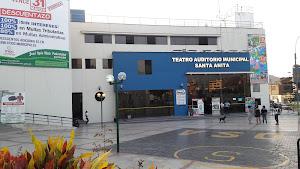 Teatro Auditorio Municipal Santa Anita 2