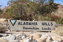 Alabama Hills, Lone Pine, United States