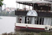 Truc Bach lake, Hanoi, Vietnam