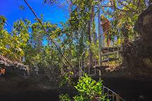 Burial Mound Cave, Lucayan National Park, Bahamas
