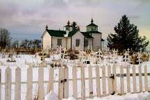 Transfiguration of Our Lord Church, Ninilchik, United States