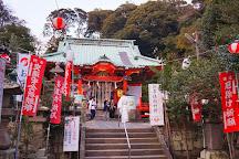 Kainan Shrine, Miura, Japan