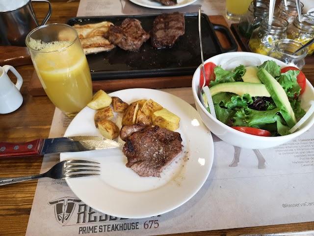 Resserva Prime Steak House
