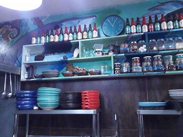 Barra Khuda - Cocina con Libertad