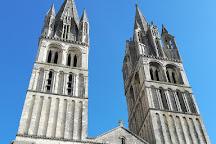 Abbaye aux Hommes, Caen, France