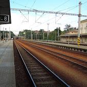Железнодорожная станция  Chocen