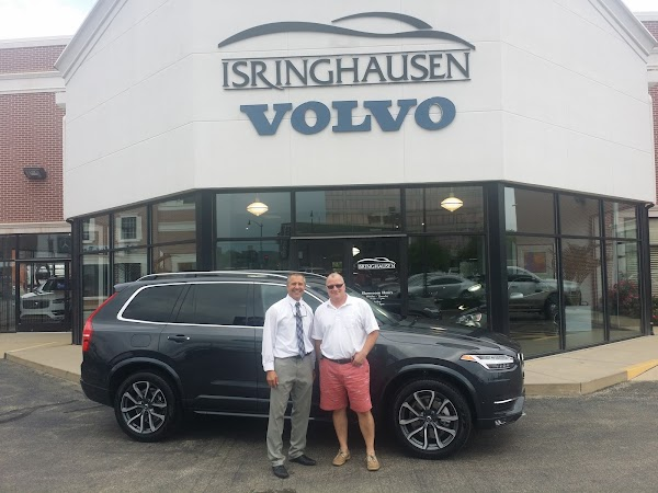 Isringhausen Volvo Cars car dealer in Springfield, IL