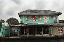 Khlong Bang Luang Artist House, Bangkok, Thailand
