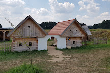 Zazitkovy park ZemEraj, Kovarov, Czech Republic
