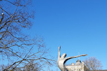 Monument to Maris Liepa, Riga, Latvia