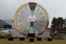 Hourglass Park, Gangneung, South Korea