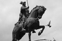 King Jose I Statue, Lisbon, Portugal