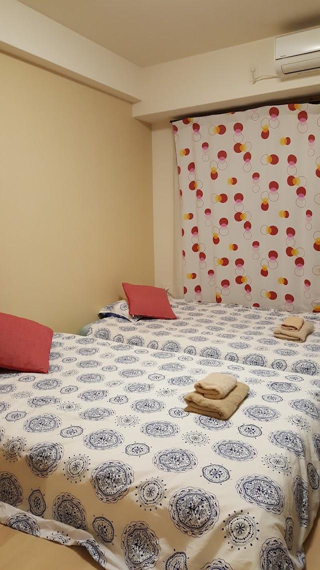 Dotinbori Lumiere Kawarayamachi Private Apartment