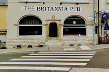 The Britannia Pub, Luxembourg City, Luxembourg