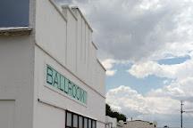 Ballroom Marfa, Marfa, United States