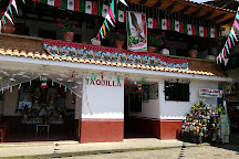 Muelle san Pedrito, Patzcuaro, Mexico