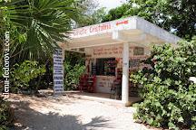 Cenote Cristalino, Playa del Carmen, Mexico