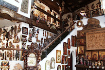 Conrad Moroder Woodcarvings, Ortisei, Italy