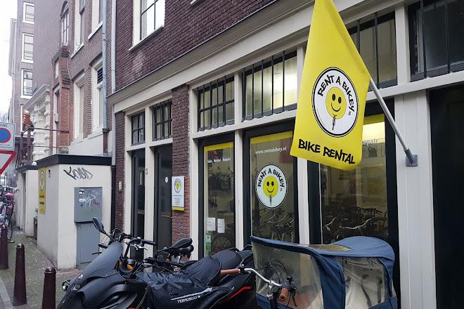 Rent a Bikey, Amsterdam, The Netherlands