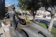Juan Manuel Fangio Memorial, Monte-Carlo, Monaco