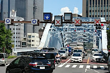 Eitai Bridge, Chuo, Japan