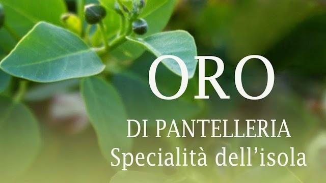 Kazzen Oro di Pantelleria Specialità dell'Isola
