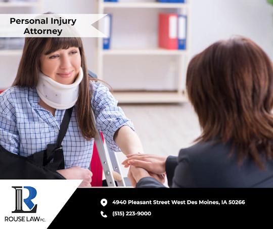 Personal Injury Lawyer Iowa