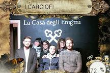 La Casa degli Enigmi (Escape Room), Turin, Italy
