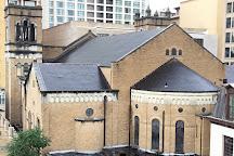 St. Mary's Catholic Church, San Antonio, United States