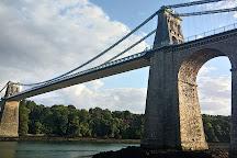 Menai Suspension Bridge, Menai Bridge, United Kingdom