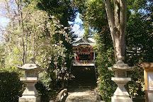 Minamisawahikawa Shrine, Higashikurume, Japan