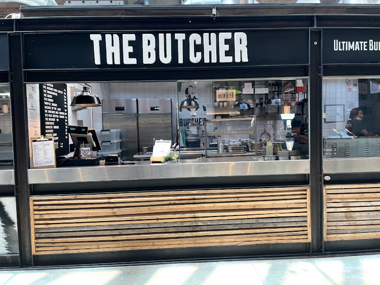 The Butcher - Foodhallen Amsterdam