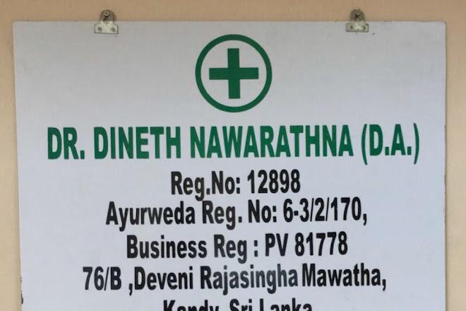 Visit Ayurveda Wedagedara on your trip to Kandy or Sri Lanka