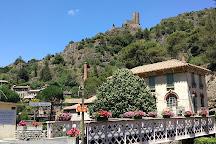 Chateaux de Lastours, Lastours, France