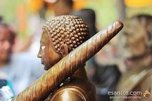 Wat Pa Tak Sua, Sangkhom, Thailand