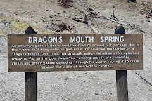 Dragon's Mouth Springs, Yellowstone National Park, United States