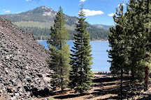 Snag Lake, Lassen Volcanic National Park, United States