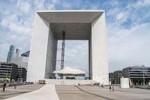 La Grande Arche de La Defense, Puteaux, France