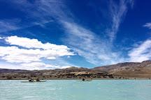 Kayak Santa Cruz, El Calafate, Argentina