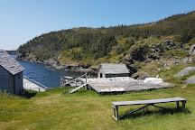 Random Passage Site, New Bonaventure, Canada