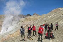 Mount Egon, Maumere, Indonesia