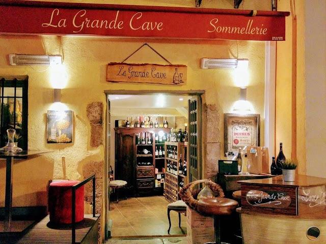 La Grande Cave de Villefranche