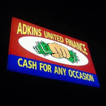 Adkins United Finance Co Payday Loans Picture