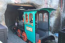 Cave Train, Santa Cruz, United States